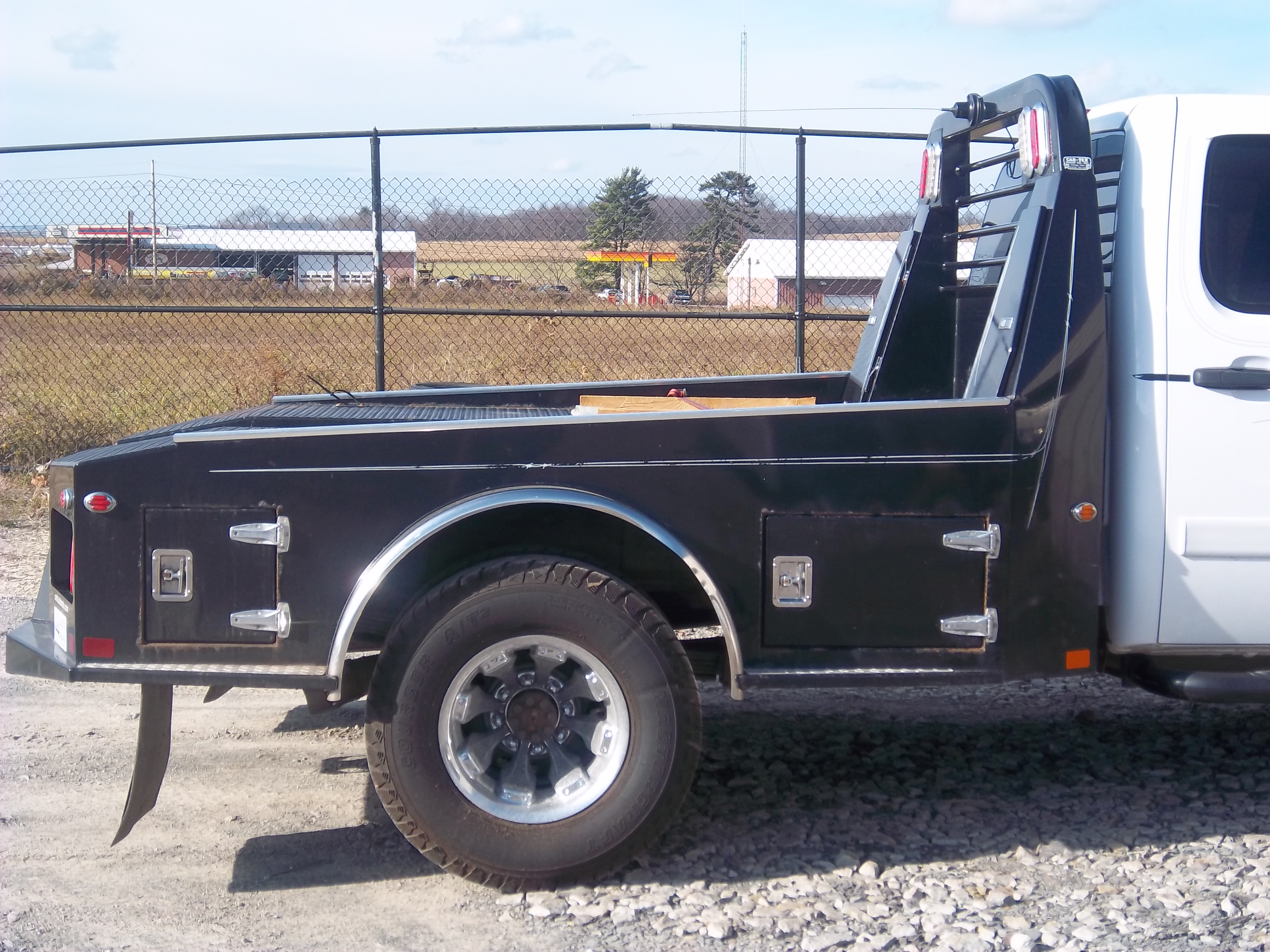Picture of: Truck Beds Custom Truck Beds