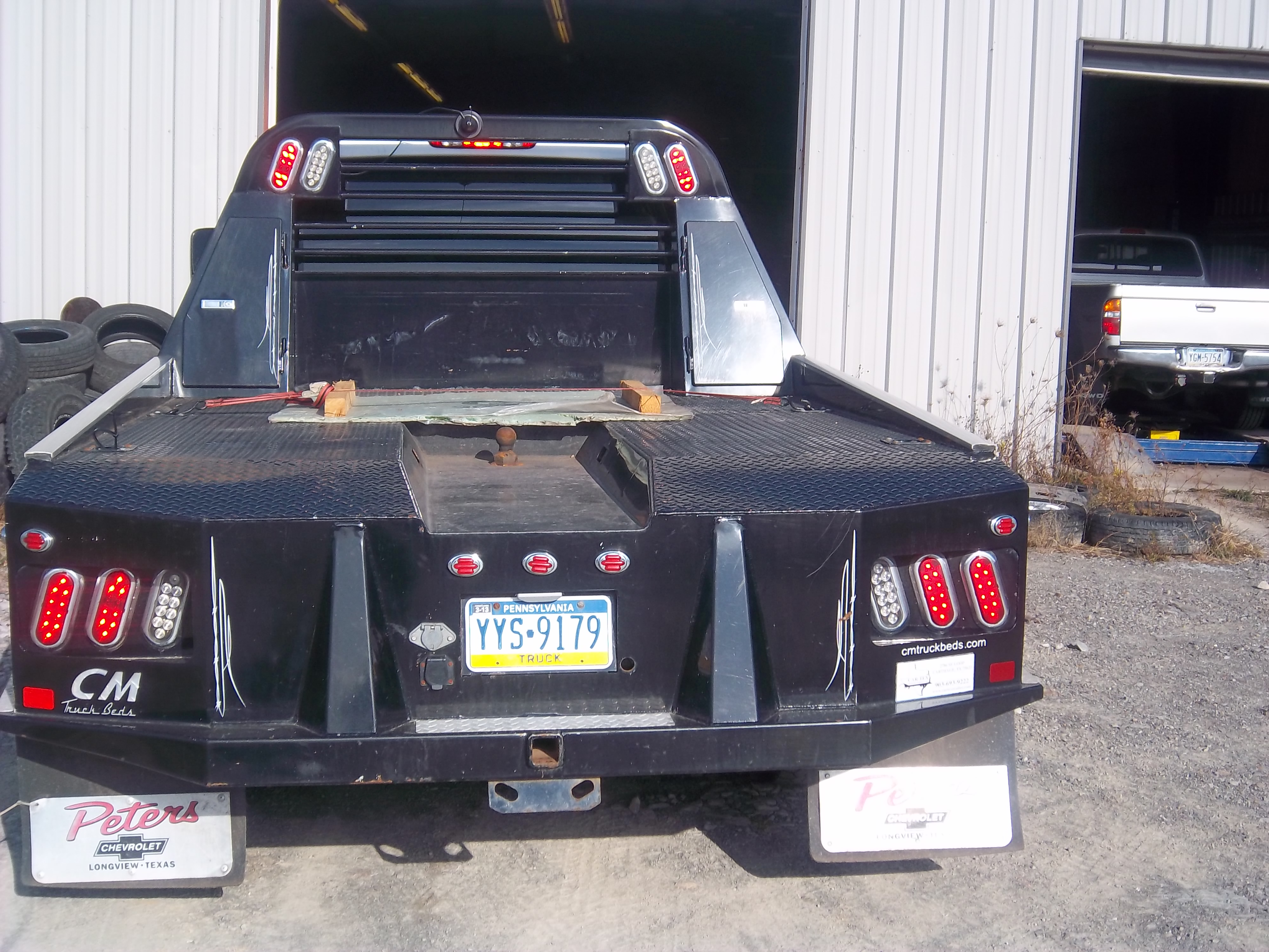 Cm Truck Bed For Sale